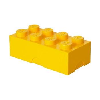 Cutie pentru prânz LEGO®, galben imagine