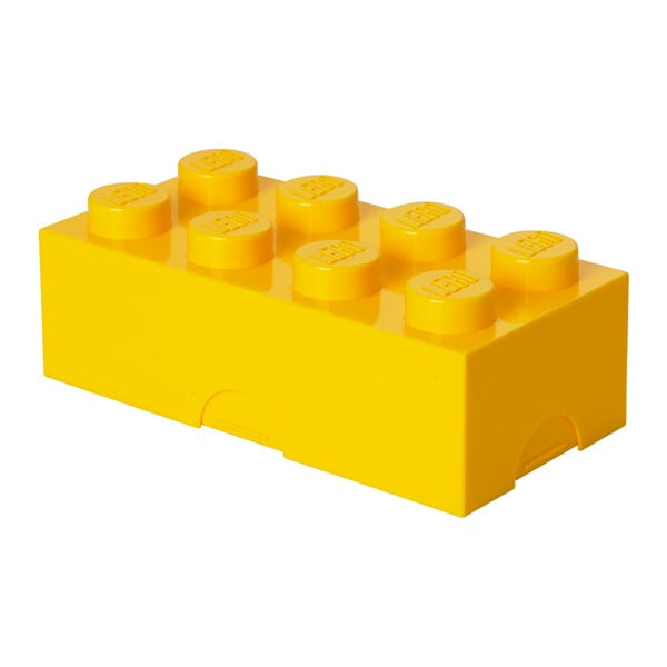 Cutie pentru prânz LEGO®, galben