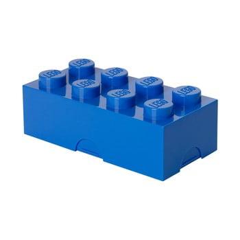 Cutie pentru prânz LEGO®, albastru imagine