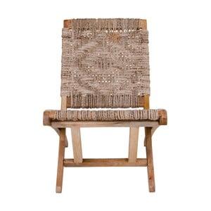 Scaun pliabil din lemn de mango House Nordic Gaya