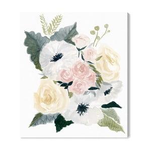 Obraz Oliver Gal Pastel Florals, 35x40cm
