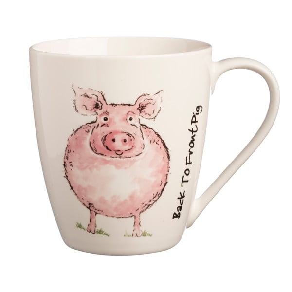 Hrnek Price & Kensington Back to Pig, 350 ml
