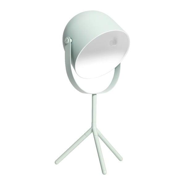 Miętowa lampa stołowa Flexa Monty