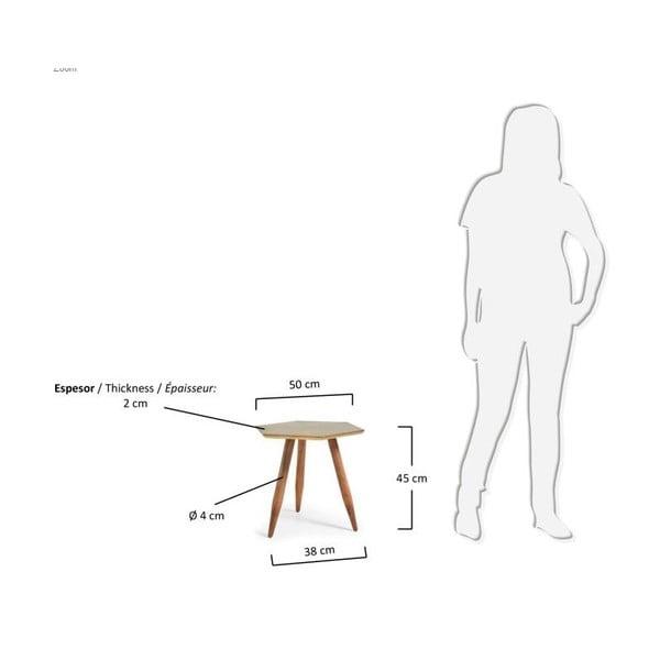 Odkládací stolek La Forma Bima II