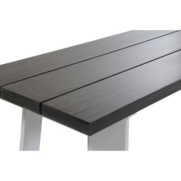 Zahradní stolek Brafab Waybrun, 175x47cm