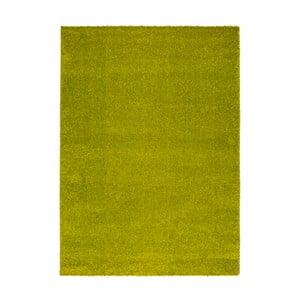 Covor Universal Khitan Liso Verde, 100 x 150 cm, verde