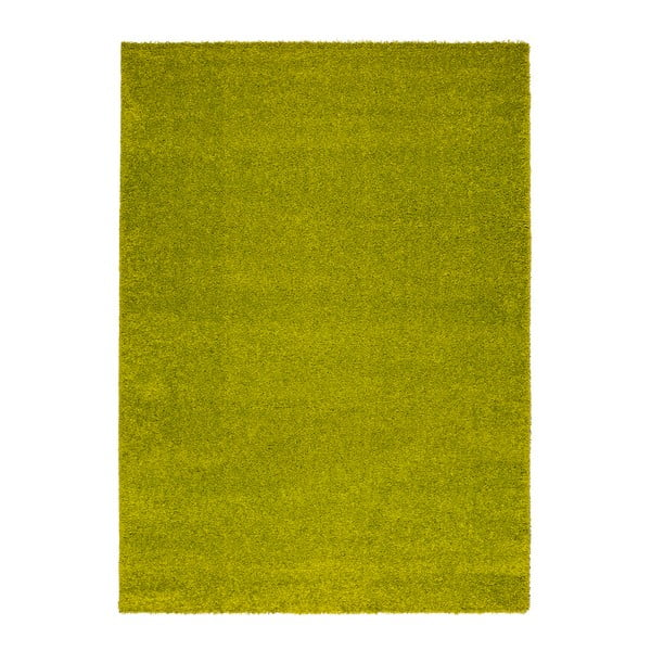 Zelený koberec Universal Khitan Liso Verde, 57x110cm