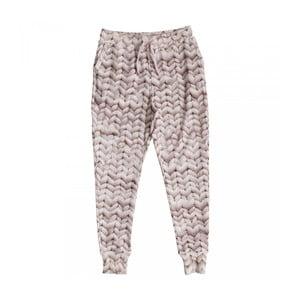 Pantaloni damă roz Snurk Twirre, M