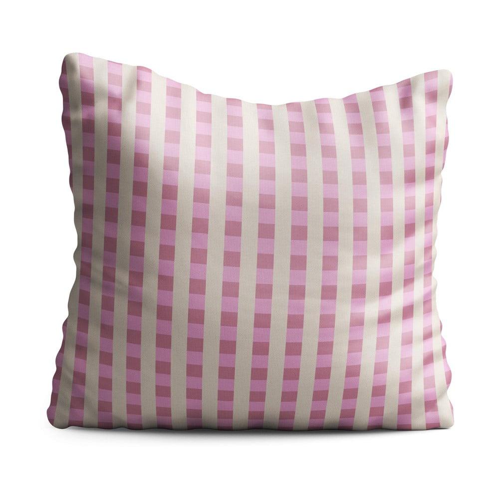 Dětský polštář OYO Kids Pinkie Pattern, 40 x 40 cm