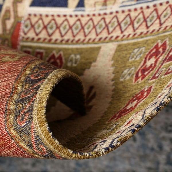 Koberec Webtappeti Modern Kilim Peru, 75x170cm