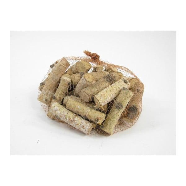 Dekorativní březové dřevo Pieces, 500 g