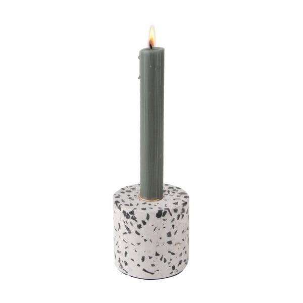 Ručně vyráběný svícen PT LIVING Terrazzo Une, výška7,5cm