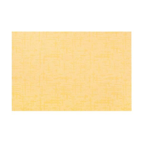 Žluté prostírání Tiseco Home Studio Melange, 45 x 30 cm