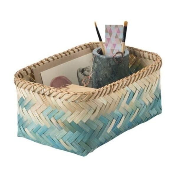 Cutie depozitare din bambus Compactor Mia, 12 cm h
