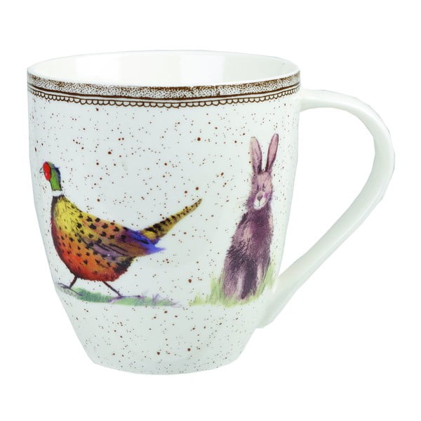 Porcelánový hrnek Churchill China Wildlife, 500 ml