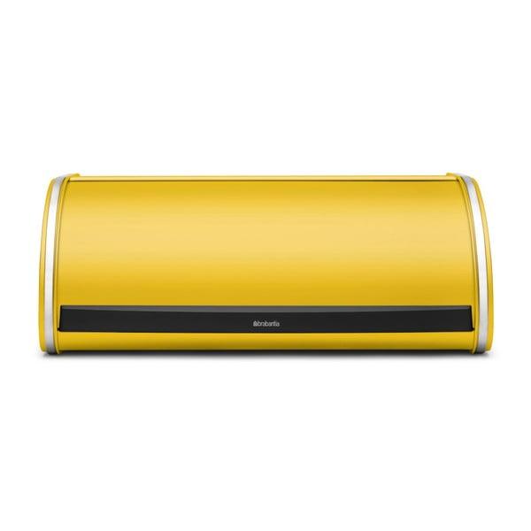 Roll Top sárga kenyértartó - Brabantia