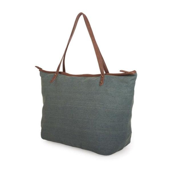 Khaki plátěná taška Lois Playera