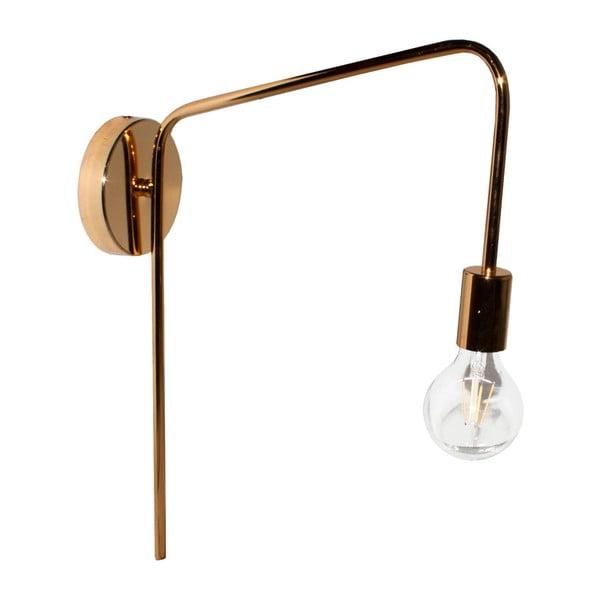 Nástěnné svítidlo z kovu Velvet Atelier Ifaty