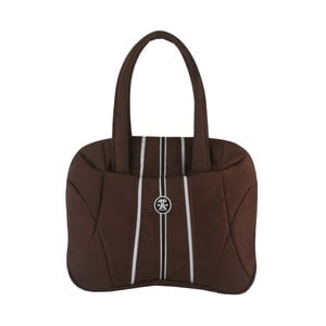 Dámská kabelka na laptop Dentist's Wife Small, mahogany