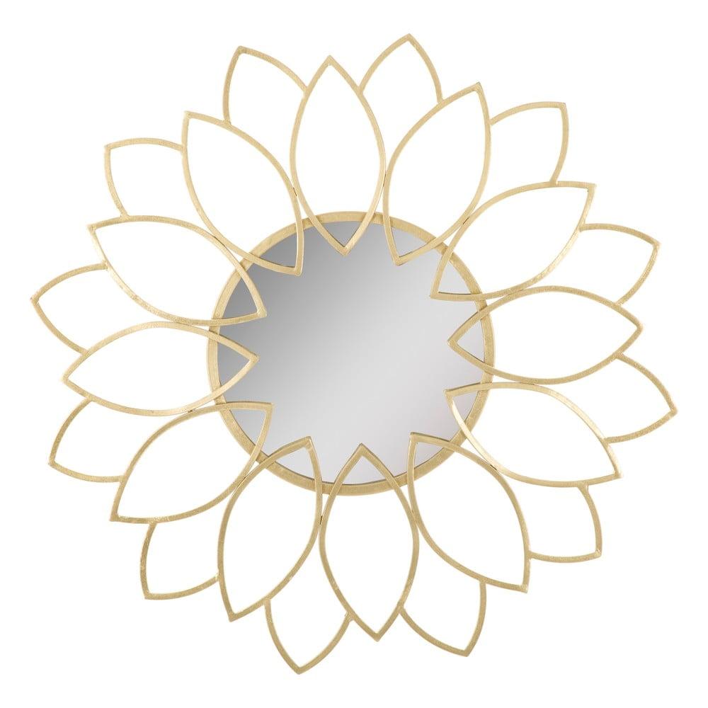 Nástěnné zrcadlo Mauro Ferretti Sunflower, ø80cm