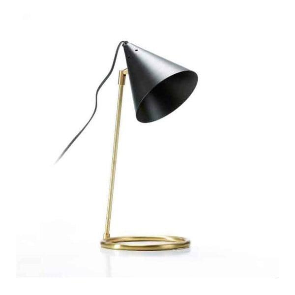 Joos asztali lámpa bronz színű tartóval - Thai Natura