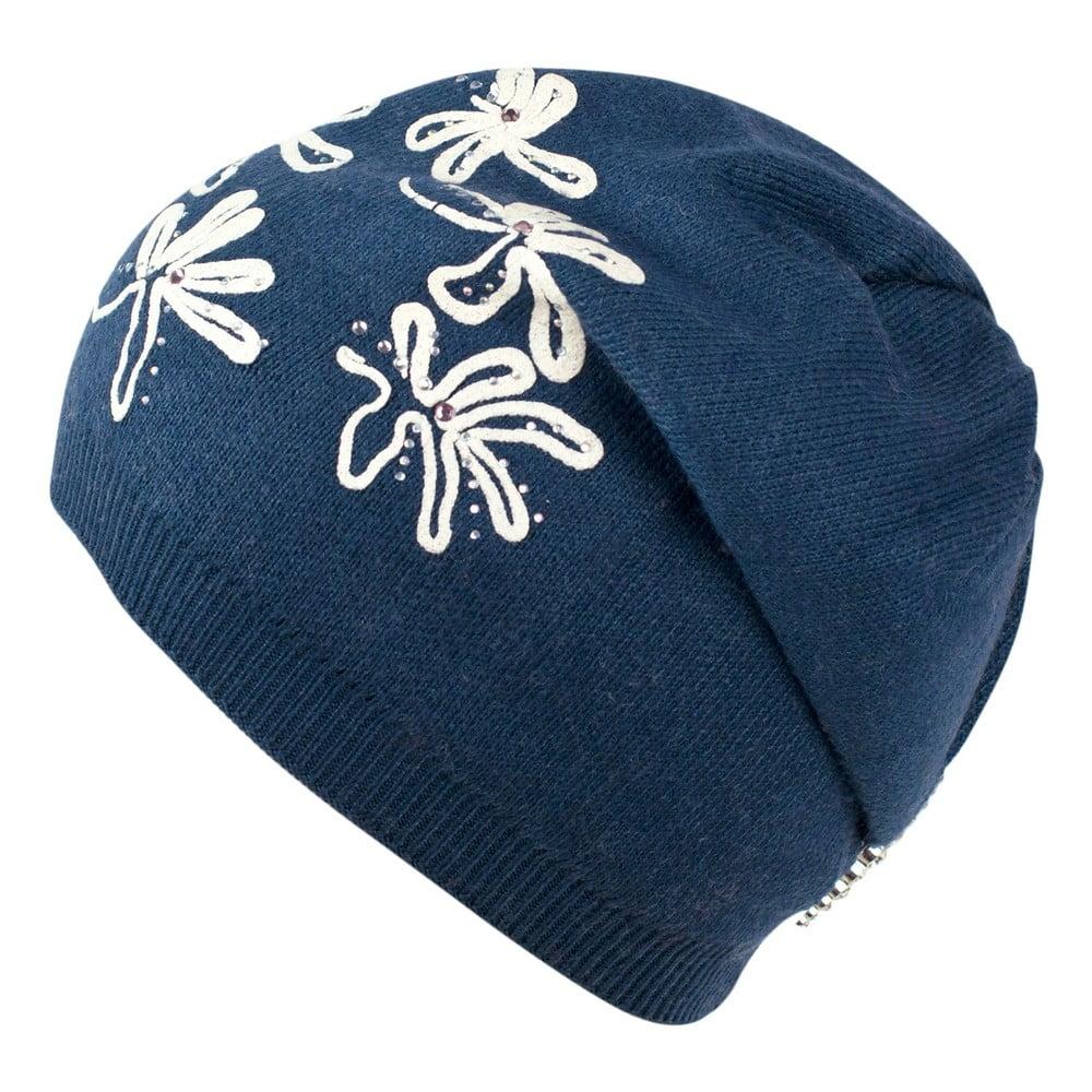 Modrá dámská čepice Art of Polo Erika