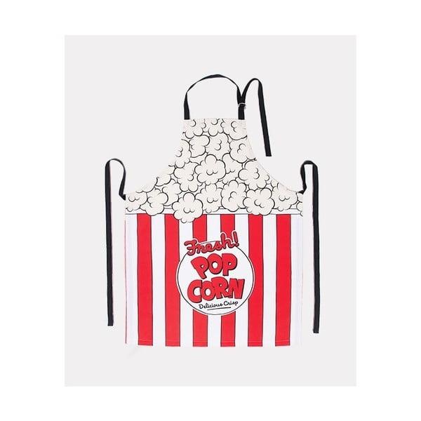 Kuchyňská zástěra Popcorn