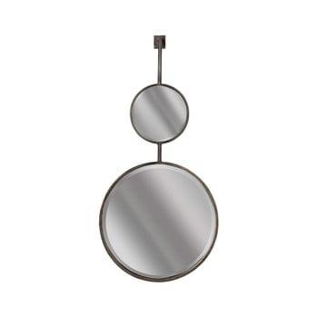 Oglindă dublă de perete BePureHome Chain, lungime 82 cm