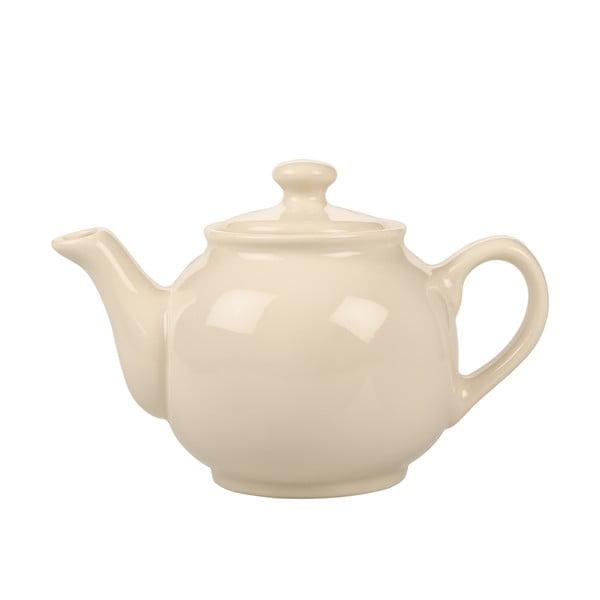 Krémová kameninová konvice Kaleidos Teapot