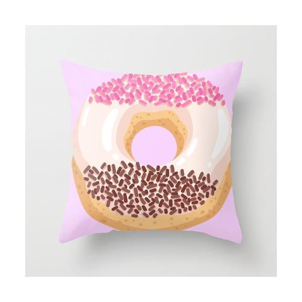 Povlak na polštář Donut V, 45x45 cm