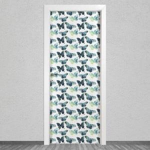 Samolepka na dveře LineArtistica Clotilde, 80 x 215 cm