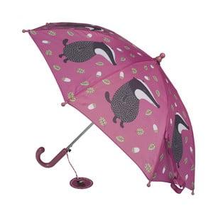 Umbrelă pentru copii Rex London Mr. Badger