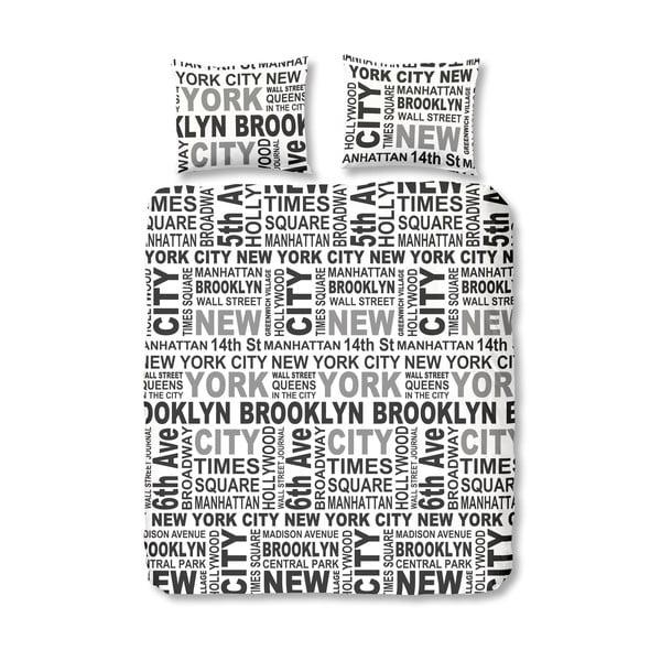 Povlečení New York Grey, 240x200 cm