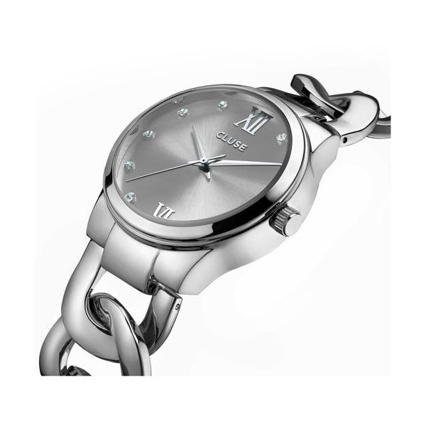 Dámské hodinky Elegante Stone Silver, 38 mm