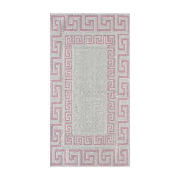 Odolný bavlněný koberec Vitaus Versace, 60x90cm