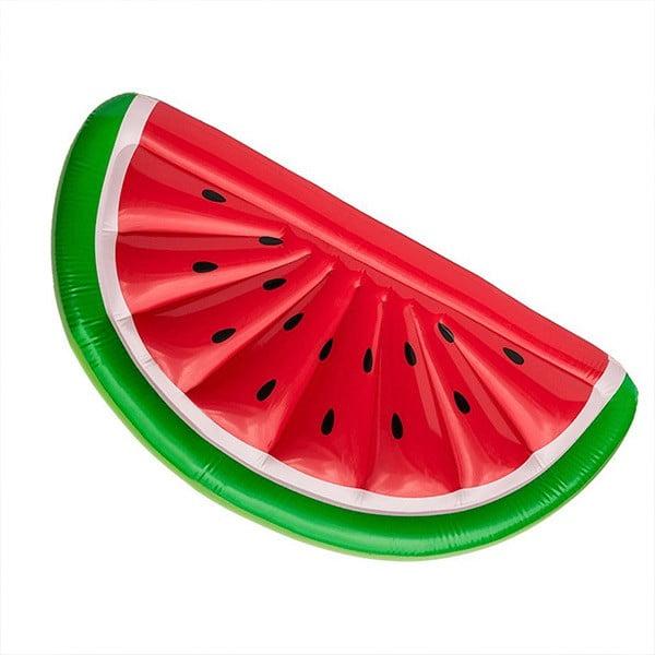 Watermelon dinnye formájú felfújható matrac - InnovaGoods