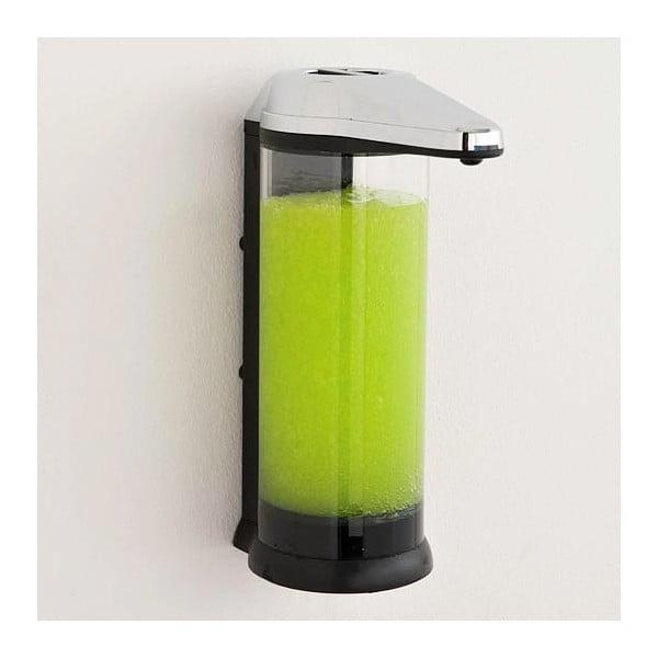 Nástěnný dávkovač mýdla bez nutnosti vrtání Compactor Soap, 510ml