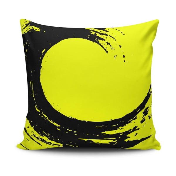Povlak na polštář s příměsí bavlny Cushion Love Lesso, 45 x 45 cm