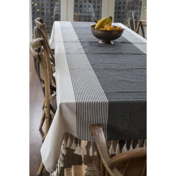 Ubrus Charcoal, 140x285 cm