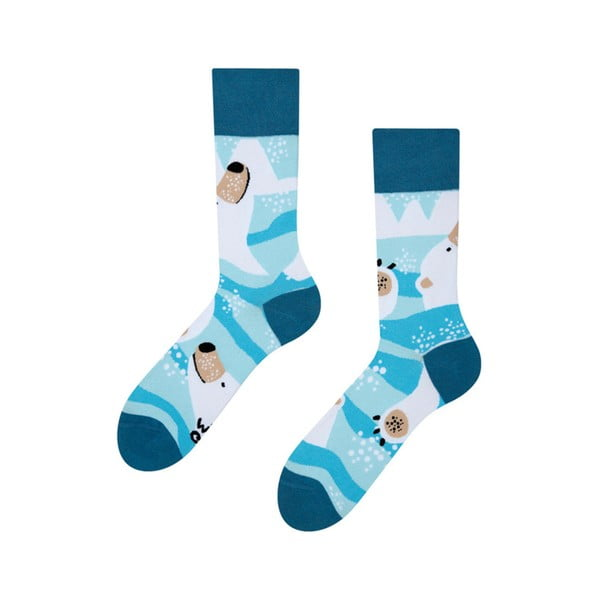 Unisex ponožky Good Mood Polar Bear, vel. 35-38