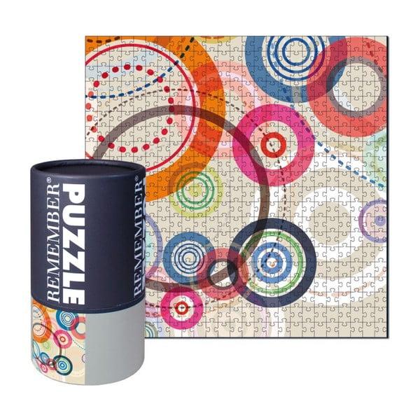 Puzzle Redondo