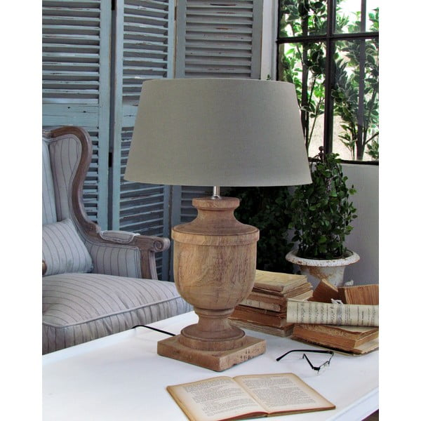 Stolní lampa Antibes Rustic, 64 cm