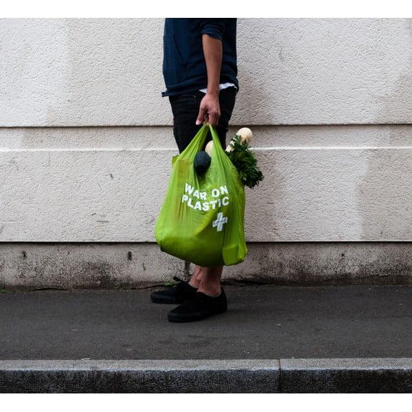 Nákupní taška v pouzdru Suck UK War On Plastic