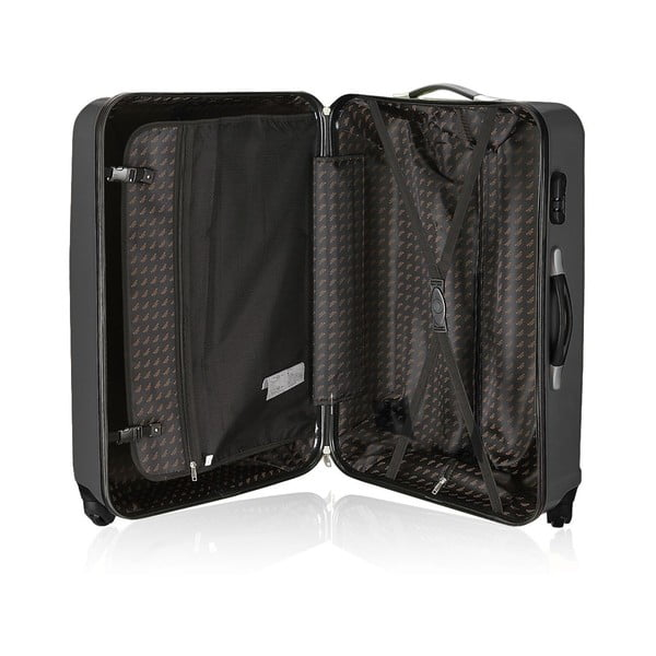 Kufr Luggage Black, 114 l