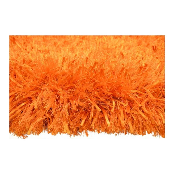 Koberec Grip Orange, 70x140 cm