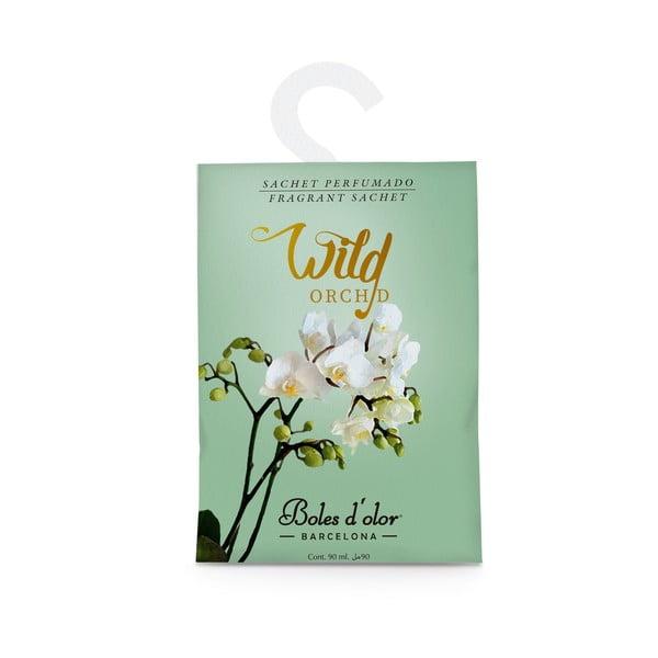 Săculeț parfumat cu aromă de orhidee Ego Dekor Wild Orchid