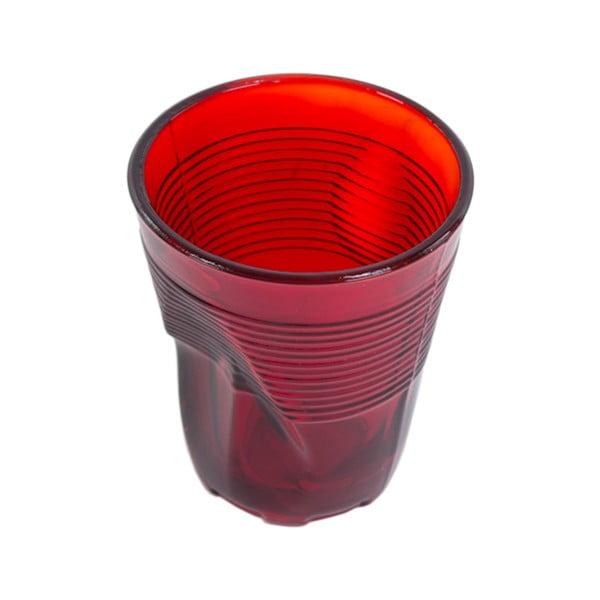 Sada 6 sklenic Kaleidos 225 ml, červená