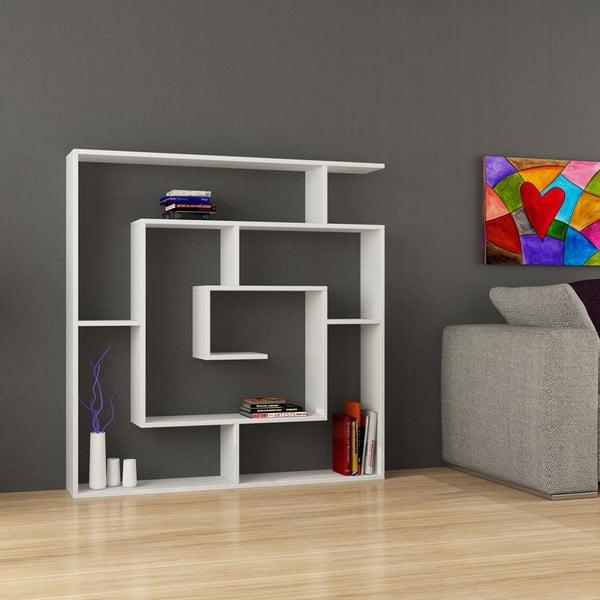 Raft pentru cărți Labyrint White