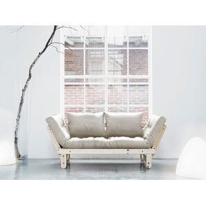 Canapea extensibilă Karup Beat Natural/Natural