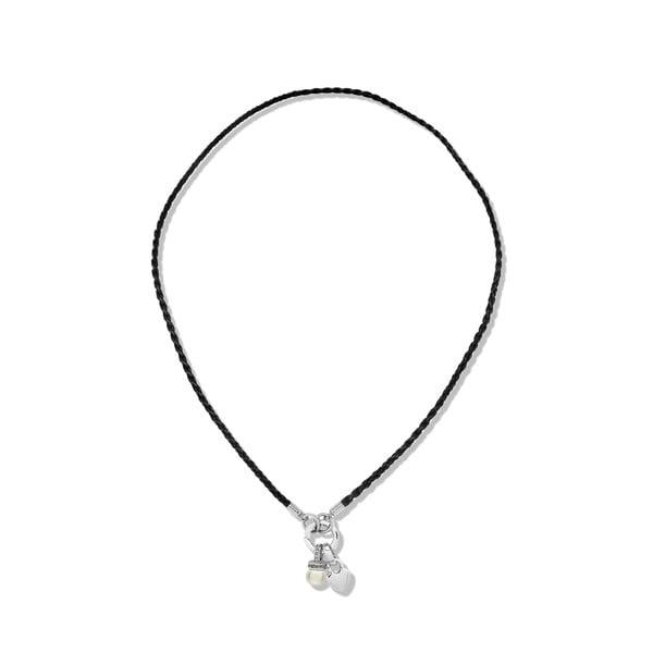 Náhrdelník se Swarovski Elements Pearl Crystal